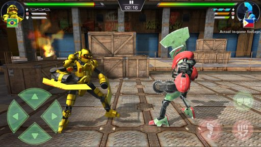Clash Of Robots screenshot 7