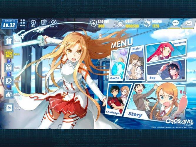 Crossing Void - Global screenshot 7