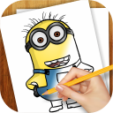 Learn to Draw Despicable Me