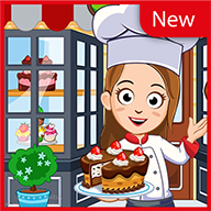 My Town : Bakery Guide 2