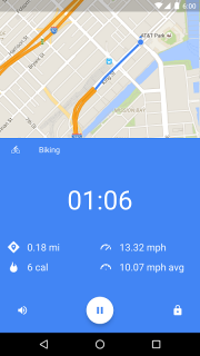 Google Fit - Fitness Tracking screenshot 10