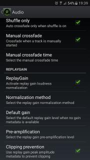 PlayerPro DSP pack screenshot 1