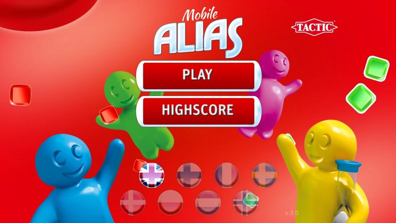 Mobile Alias screenshot 1