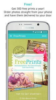 FreePrints - Free Photos Delivered screenshot 4