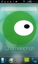 Chamelephon Screenshot