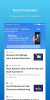 HiCare Screen