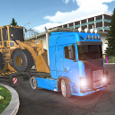 Freight Cargo Carrying Games Lorry Driving Games