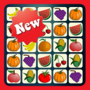 Fruit Connect - New Tile Puzzle & Match Brain Game