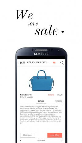 MYBESTBRANDS - Fashion, Mode & Sales Shopping App 3 0 8