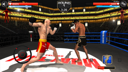 Muay Thai 2 — Fighting Clash (обновлено v 1.01) (Mod Money) 3