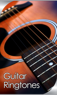 Guitar Ringtones screenshot 1