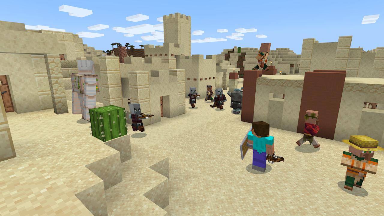 Teste do Minecraft screenshot 2