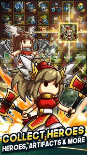 Endless Frontier Saga – RPG Online screenshot 3