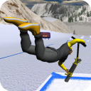 Snowscooter Freestyle Mountain