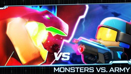 Monster Blasters screenshot 1