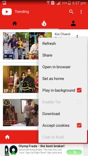 Tube Downloader for YouTube screenshot 5