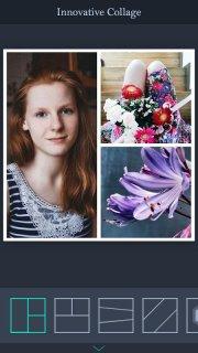 Mixoo Collage - Photo Frame Layout & Pic Grid screenshot 1