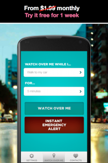 Watch Over Me - The Safety App 6 4 2 Download APK for Android - Aptoide