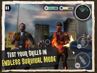 Zombie Combat: Trigger Call 3D v 1.1 3