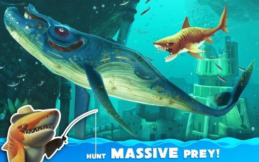 Hungry Shark World screenshot 20
