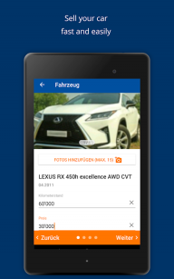 AutoScout24 Switzerland – Find your new car screenshot 12