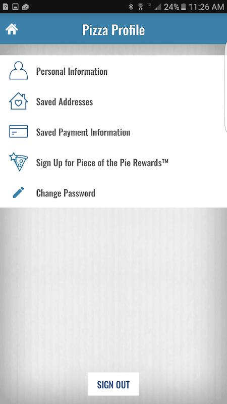 Domino's Pizza USA screenshot 4