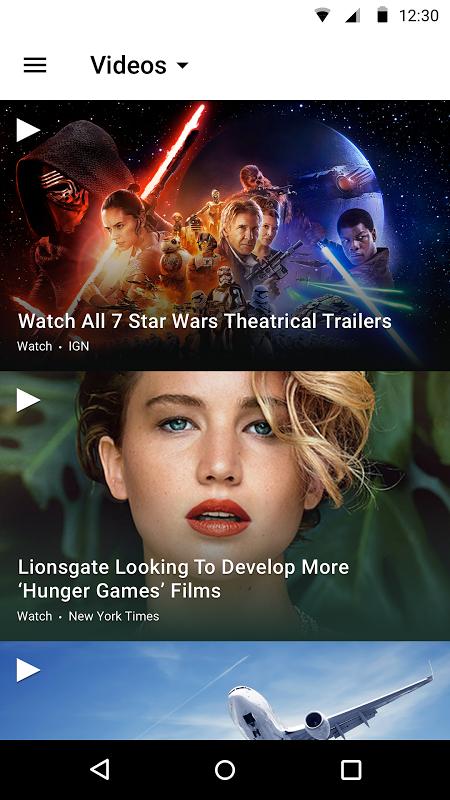 AT&T Live 2.0 screenshot 1