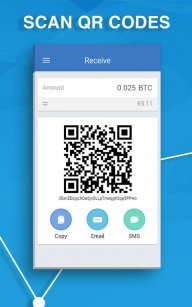 BTC.com - Bitcoin Wallet screenshot 4