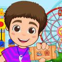 Pretend Play Theme Park: Doll House Amusement