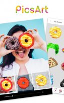PicsArt Photo Studio & Collage Screenshot