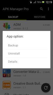 APK Manager Pro screenshot 7