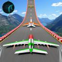 Plane Stunt Racing: Plane Game