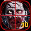Zombie Sniper Shooting: 3D