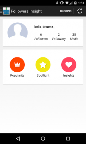 Followers Insight for Instagram 2 5 4 Download APK for Android - Aptoide