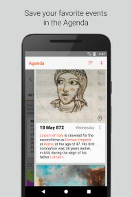 Historical Calendar - Events and Quizzes screenshot 4