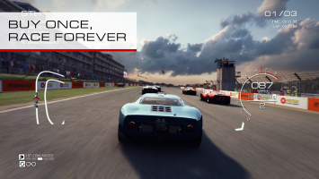 GRID™ Autosport Screen