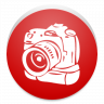 Floating Camera Video Recorder Icon
