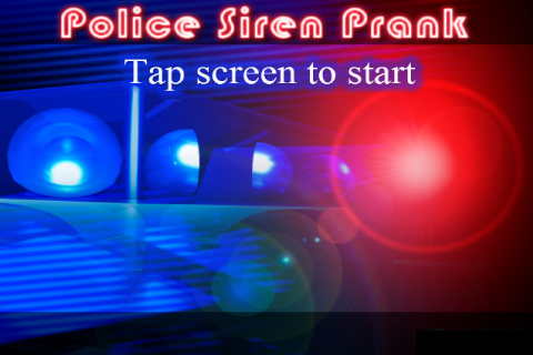 Police Prank Lights Sirens Screenshot 1 ...