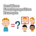 RealTimeFaceRecognitionExample