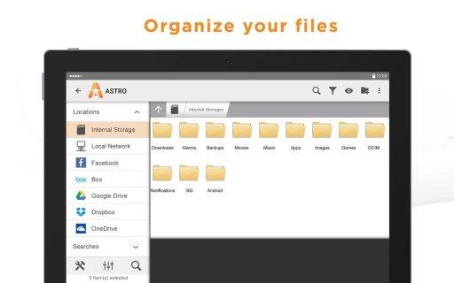 ASTRO File Manager BETA screenshot 5