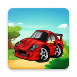 Killer Racer- mini car racing Icon