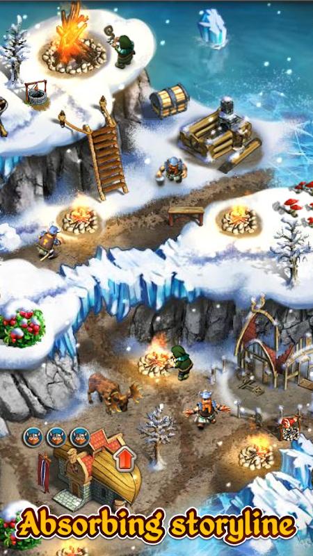Viking Saga 2: New World screenshot 2