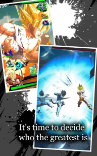 DRAGON BALL LEGENDS screenshot 2