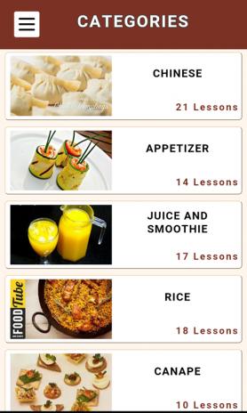 Videos Recetas De Cocina 1 0 Descargar Apk Para Android Aptoide