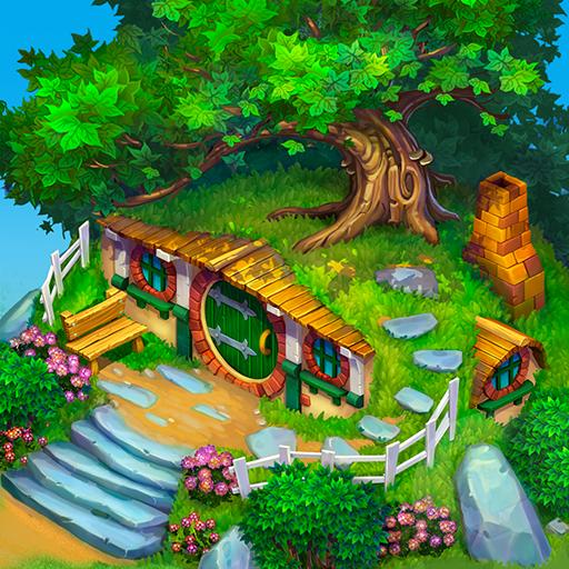 Farmdale - fazenda da família mágica