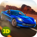 Suburban Car Offroad Race 3D