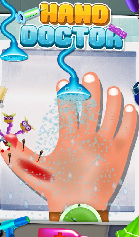 Hand Doctor screenshot 1