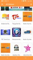 Indian Desi RADIO & Podcasts Screen