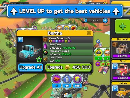 Transit King Tycoon  – Transport Empire Builder screenshot 8