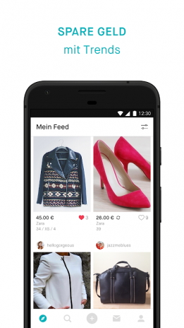 82e831013d254 Kleiderkreisel 8.32.0.5 Download APK voor Android - Aptoide
